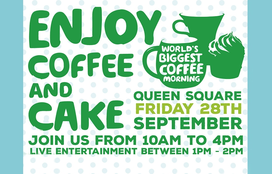 Macmillan Coffee 28th September