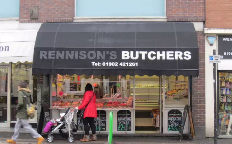 John Rennisons Butchers