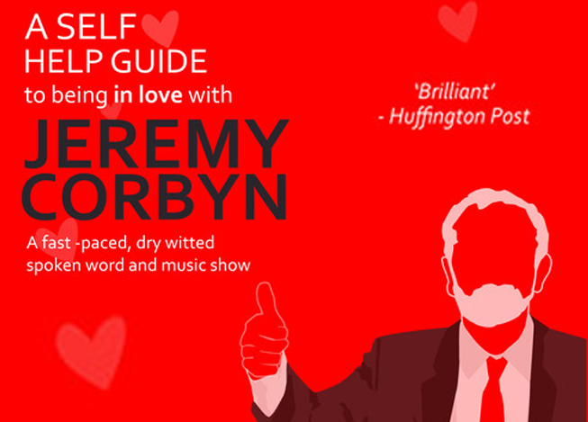 Self Help Guide Jeremy Corbyn