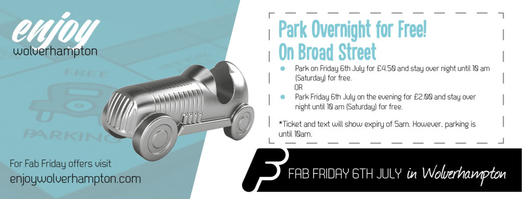6th July Fab Friday Offers