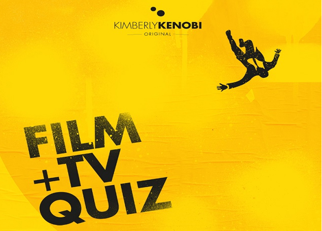 Film and TV Quiz