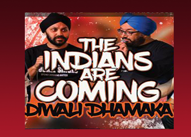 The Indians Are Coming