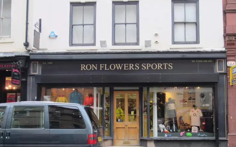 Ron Flowers