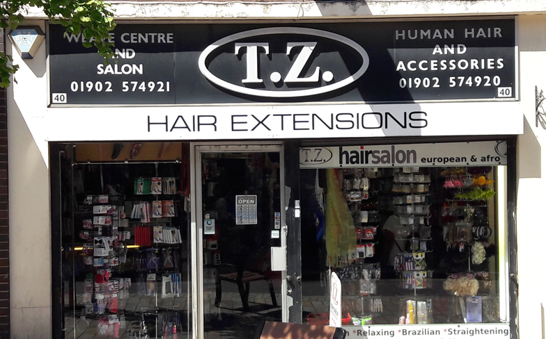 T.Z. Hair Extensions