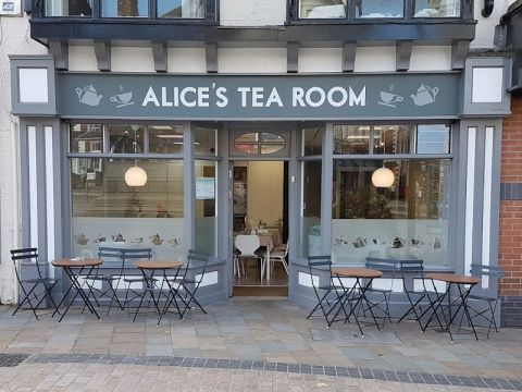Alice's Tea Room