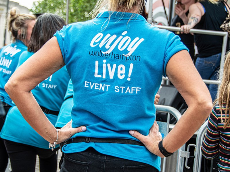 Thousands revel in City Centre for Enjoy Live 2019!